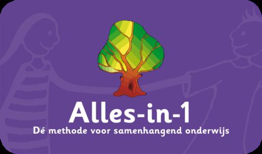 Dé methode voor samenhangend, betekenisvol en thematisch basisonderwijs. www.alles-in-1.org
